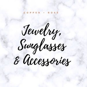 Jewelry & Small Accessories